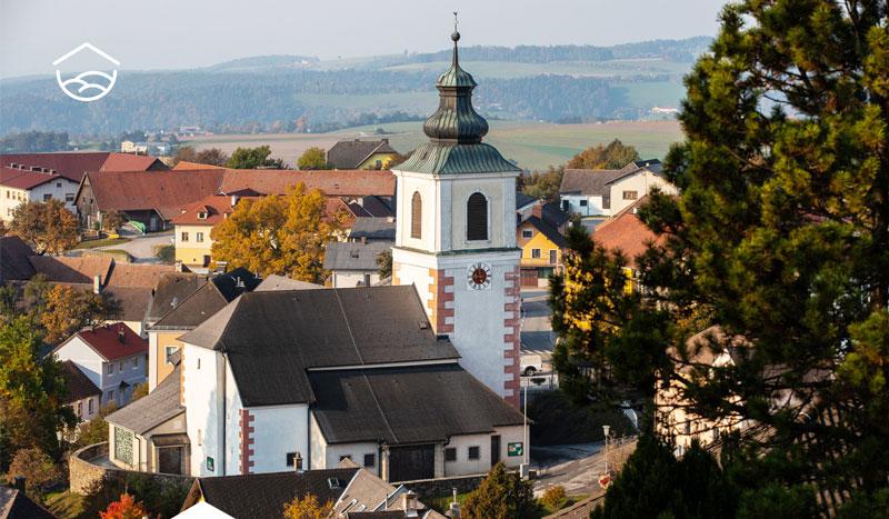 Wehrkirche Hochneukirchen